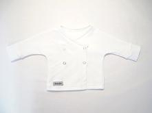 Vit tröja. Storlek 50 - 62. 120 kr. Artikelnr: 51